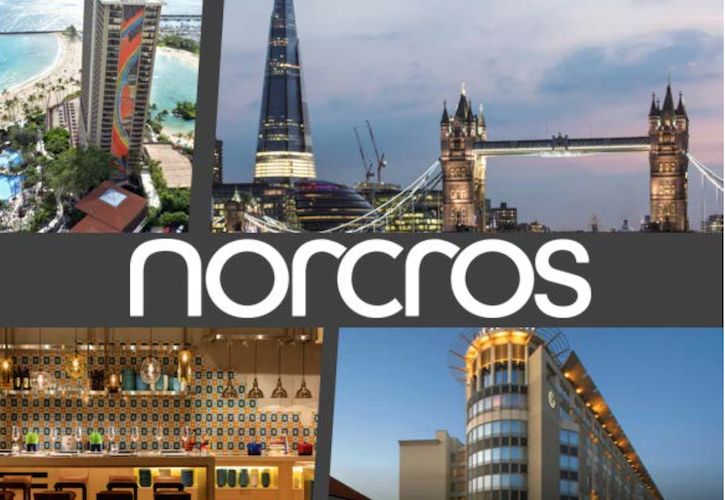 Norcros front cover