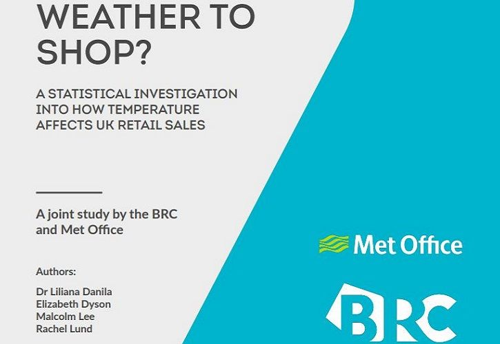 BRC & Met Office - Weather to Shop 725 x 500