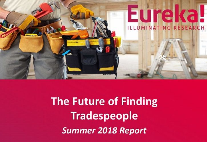 Eureka Research - Finding Tradespeople - 725 x 500
