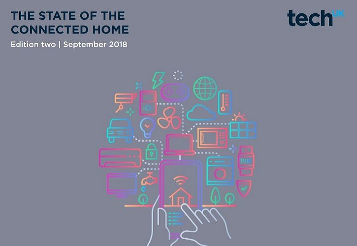 GFK and Tech UK The State of the Connected Home Edition 2 September 2018 725 x 500