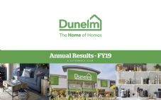 Dunelm Annual Results - Sept 2019