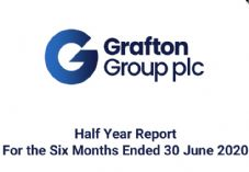 Grafton Group Half Year Report Front Page