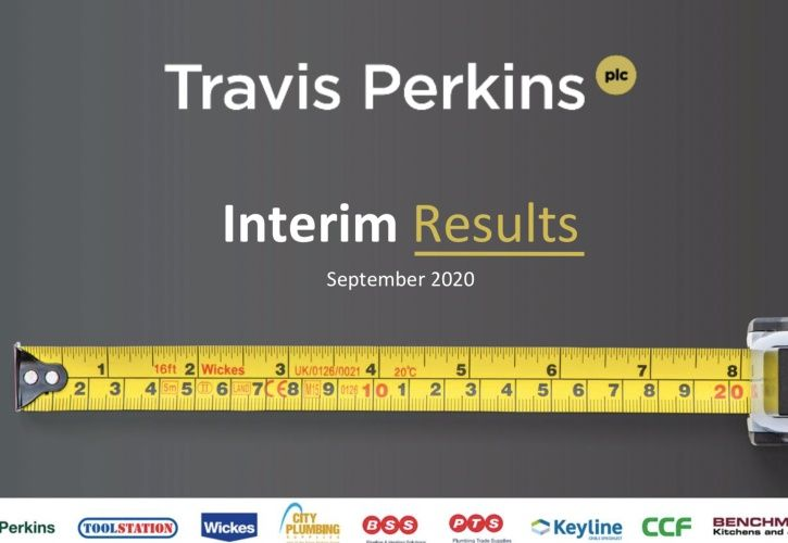 Travis Perkins cover image
