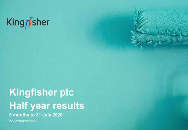 Kingfisher 2020 half year presentation.JPG