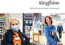 Kingfisher annual report and accounts 2020 2021