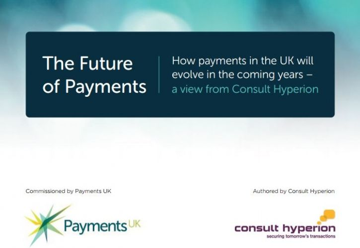The Future of Payments - Consult Hyperion
