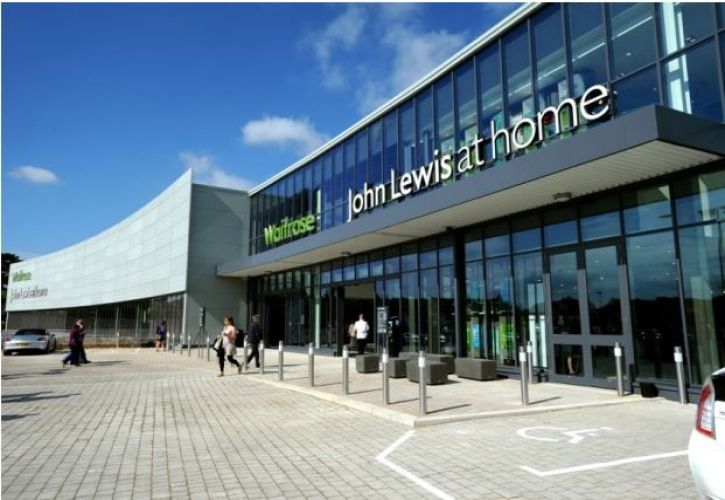 John Lewis at Home and Waitrose Horsham