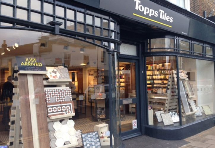Topps Tiles Wimbledon Village