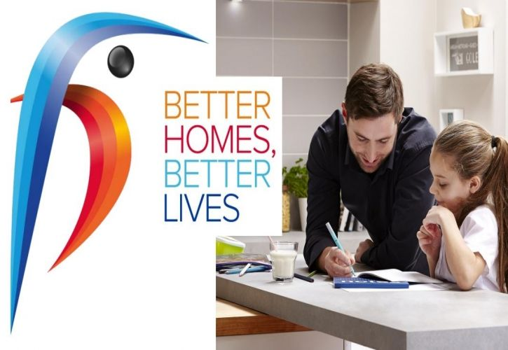 Kingfisher = better homes, better lives