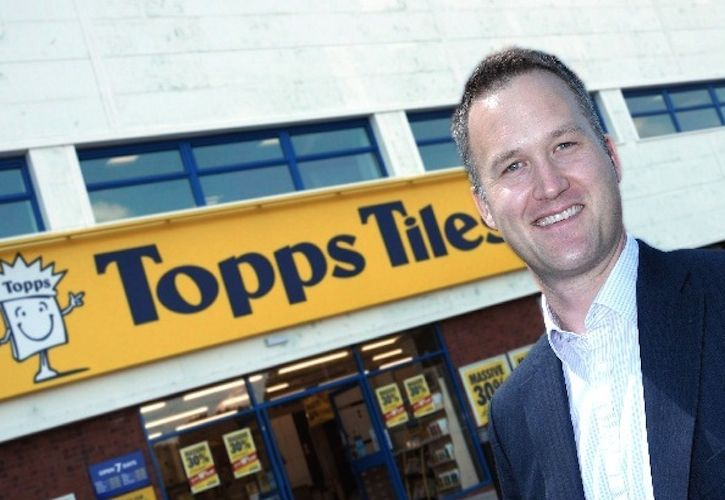 Topps Tiles store and MD