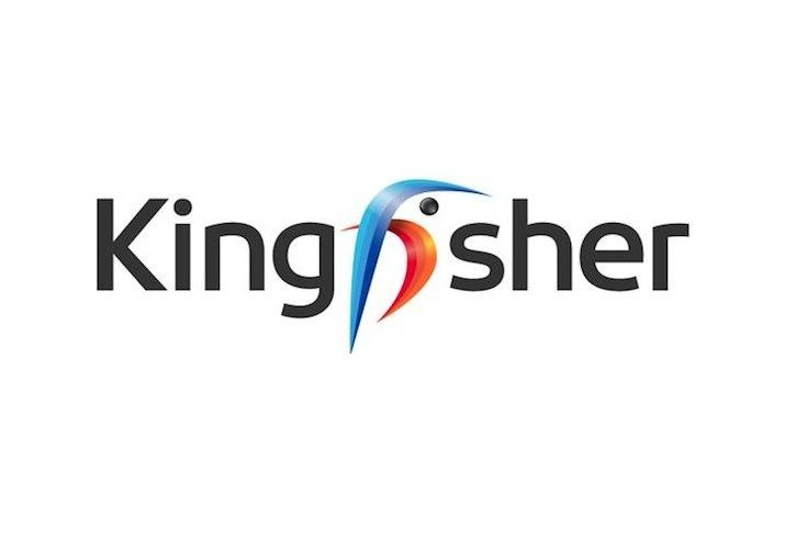 Kingfisher logo 725 x 500