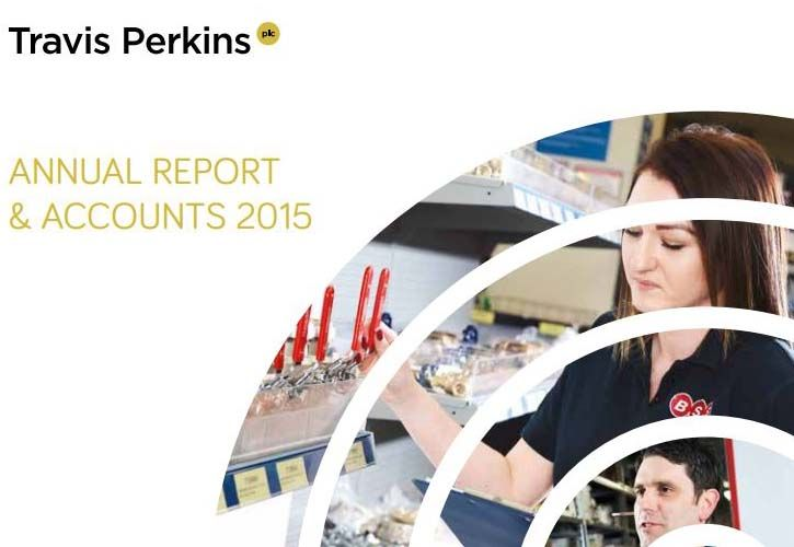 Travis Perkins annual report and accounts 2015