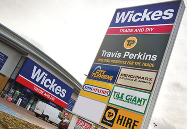 TP Wickes Group