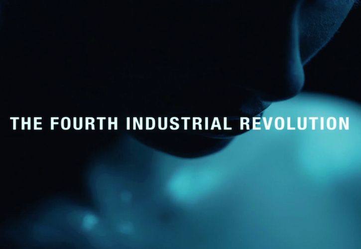 Fourth Industrial Revolution Pic