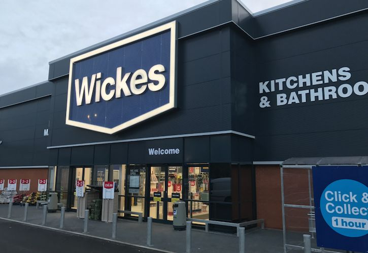 Wickes Watford new store