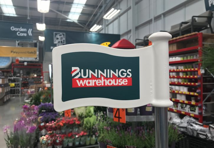 Bunnings Hemel close up