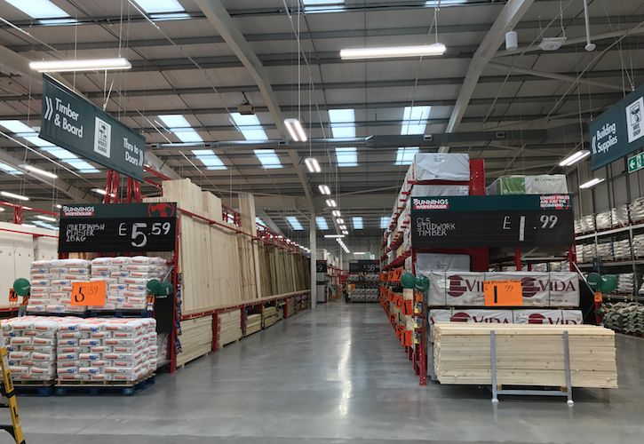 Bunnings MK Interior & Trade