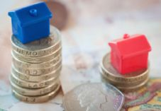 House prices increase