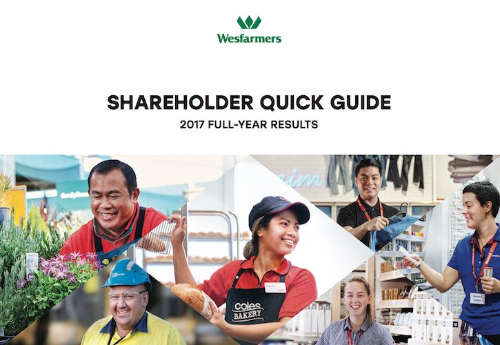 Shareholder quick guide image