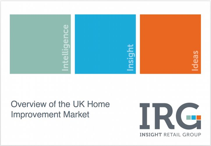 Overview of the UK Home Improvement Market - October 2017