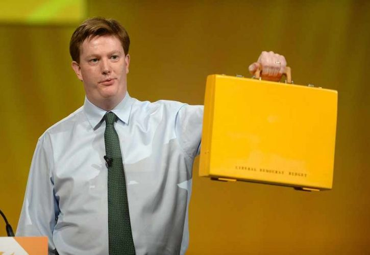 Business rates review - Danny Alexander