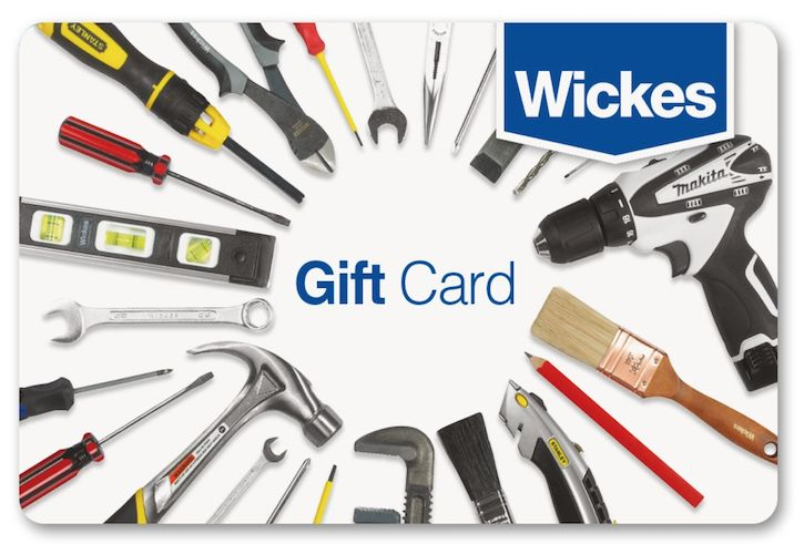 Wickes Gift Card