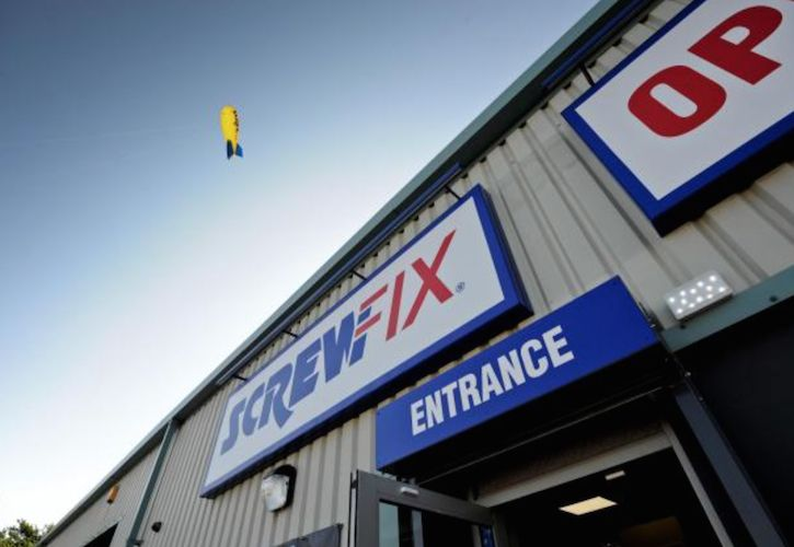 Screwfix Malvern