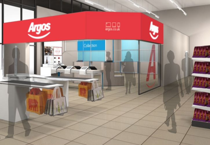 Argos High Street Revolution