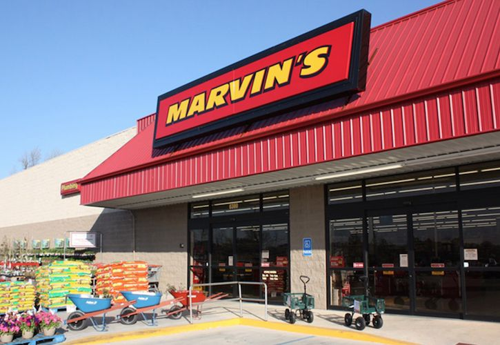 Marvins Building Materials