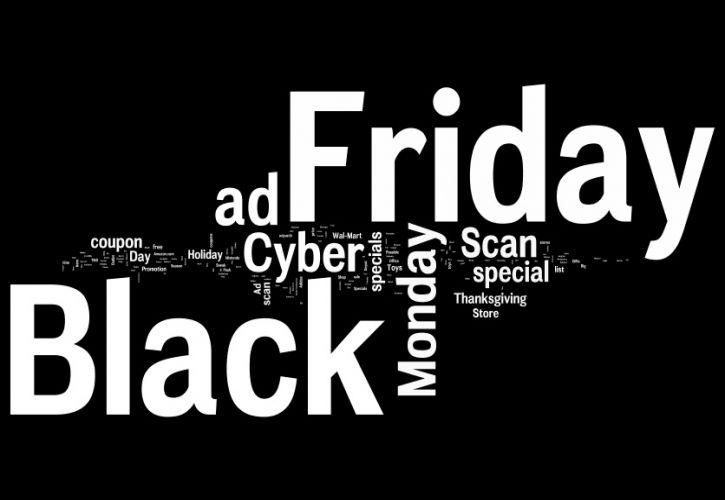Black Friday Cyber Monday cloud