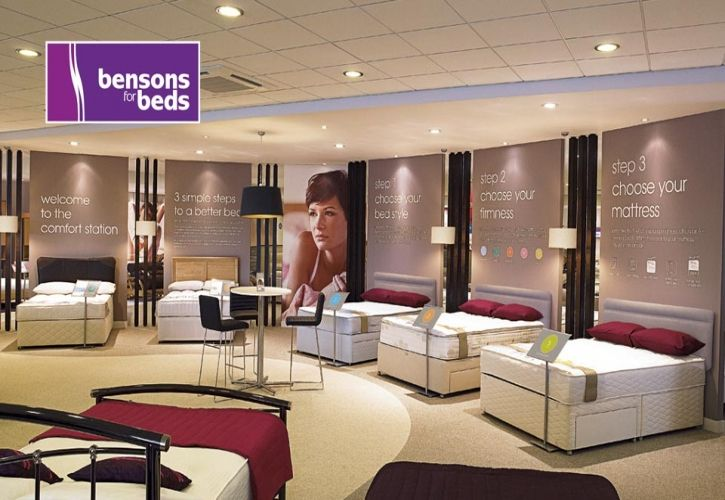 Bensons for Beds Comfort Station