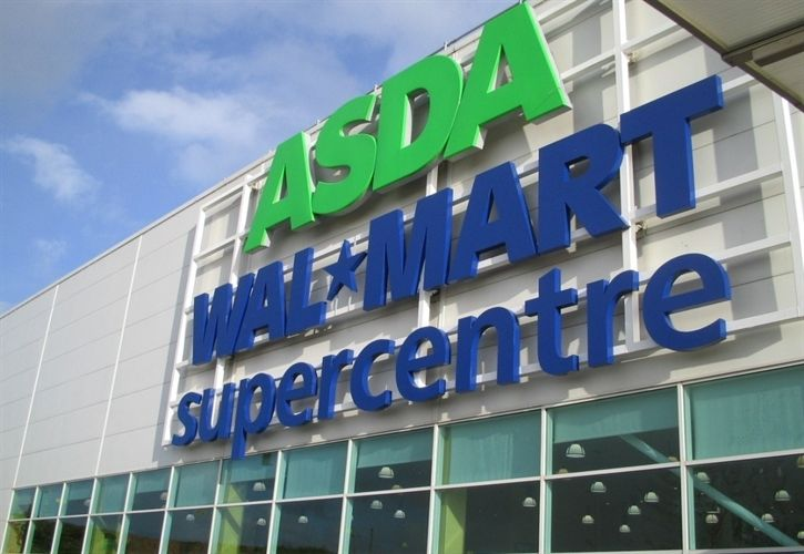 ASDA Walmart supercentre