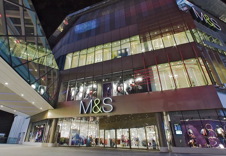 M&S Stratford Night 725 x 500