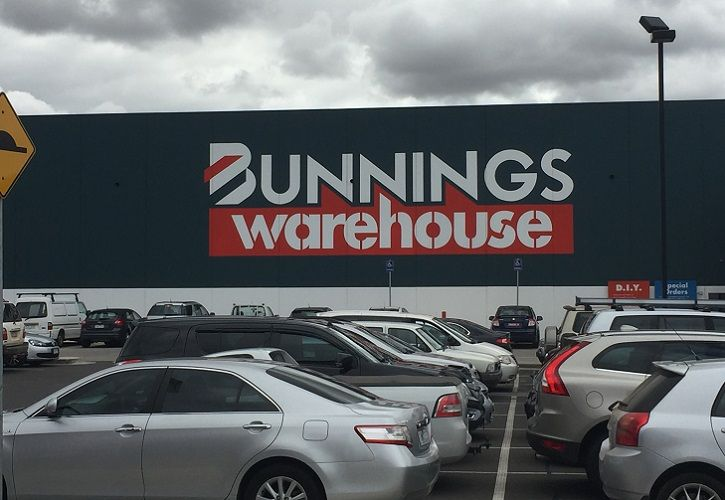 Bunnings store CL 725 x 500