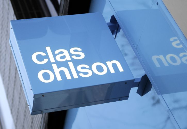 Clas Ohlson store 5 725 x 500