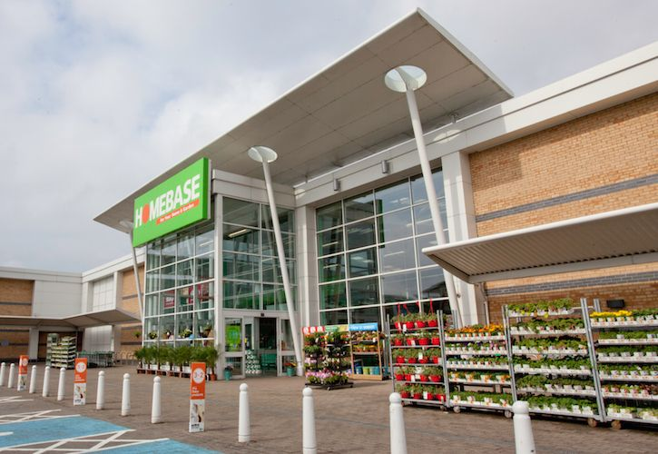 Homebase new store
