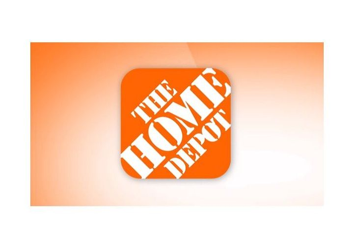 The Home Depot logo 725 x 500