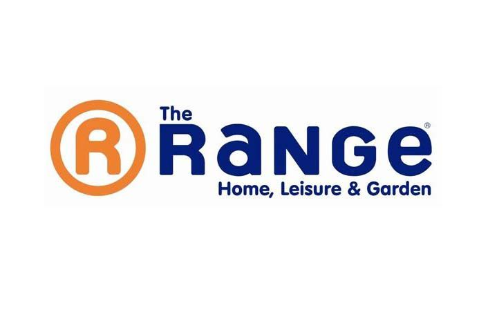 The Range logo 725 x 500