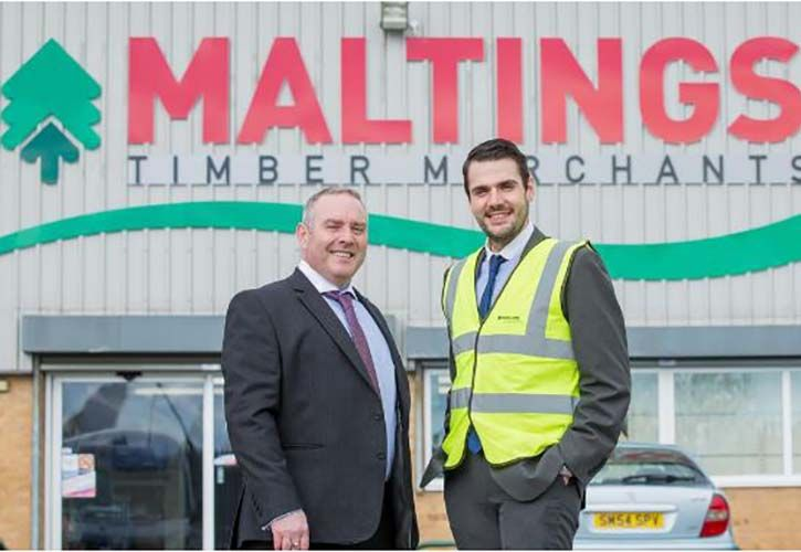 Howarth Timber acquires Maltings Timber Merchants in Doncaster