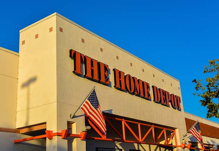 The Home Depot angled - Shutterstock - jejim 725 x 500