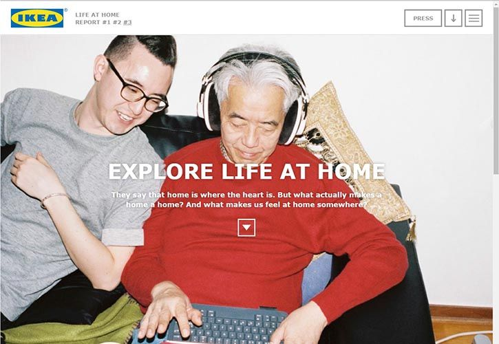IKEA USA Life at Home report 2016