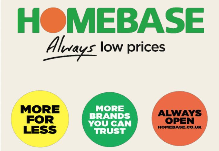 Homebase always low prices 2