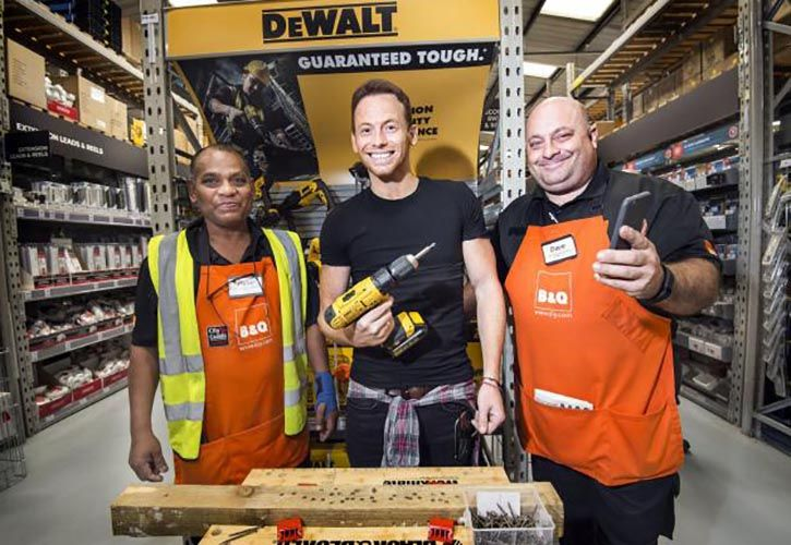 B&Q Joe Swash Stanmore 725 x 500