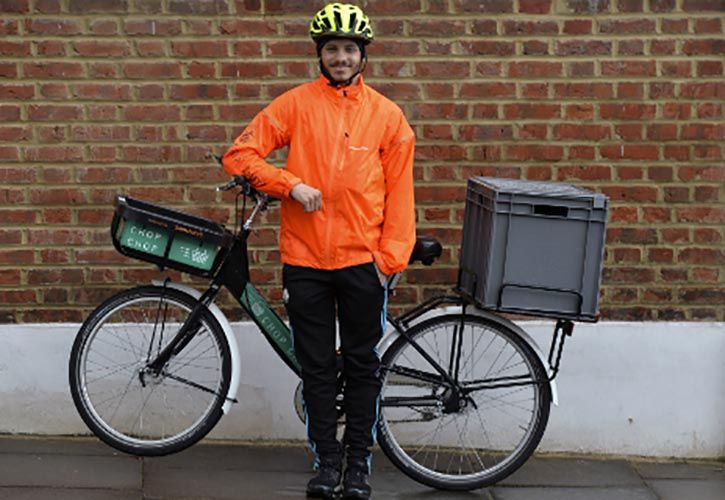 Sainsbury's bicycle delivery 725 x 500