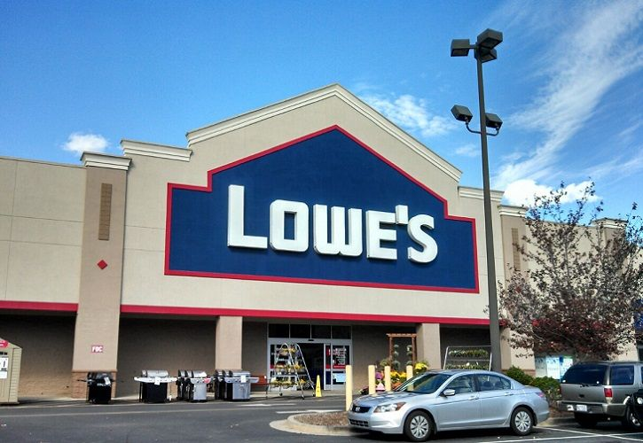 Lowe's storefront - BBQ 725 x 500