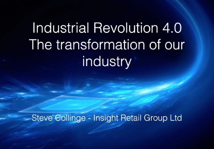 Industrial Revolution 4.0 Front Cover