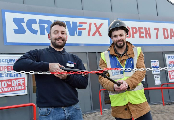 Screwfix Fleet