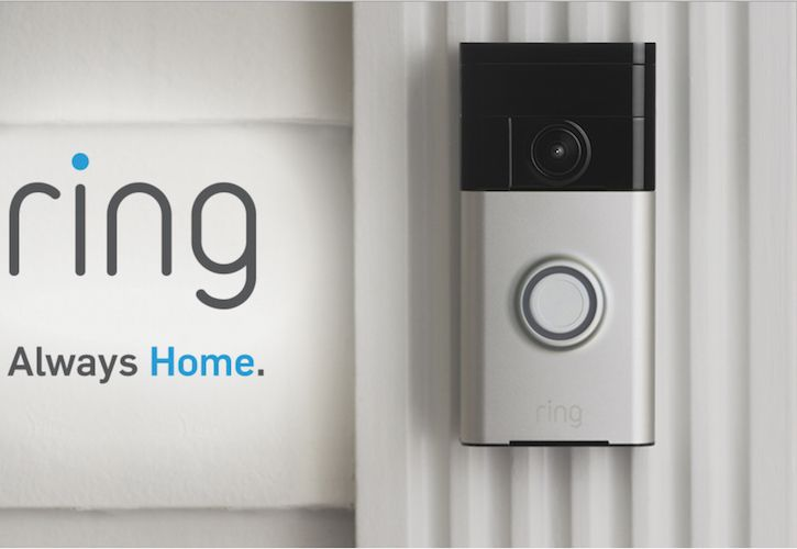 Amazon - Ring video doorbell