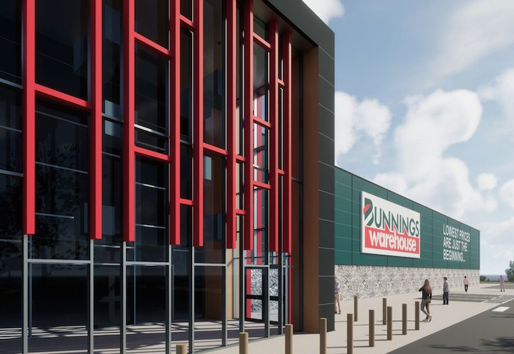 Bunnings new store Ashford