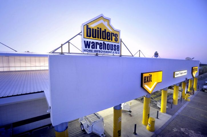 Builders Warehouse 725 x 499